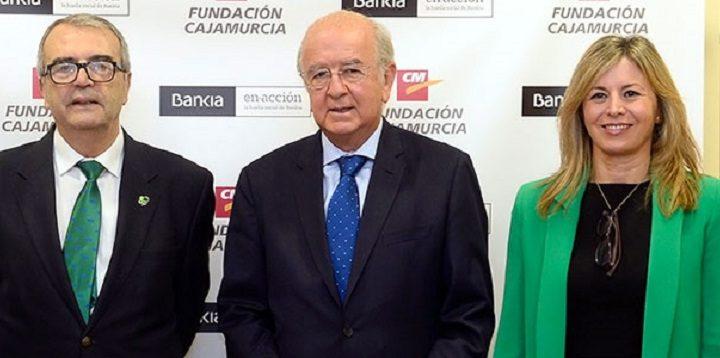 Bankia y Fundación Cajamurcia apoyan a 'Plena inclusión Región de Murcia'
