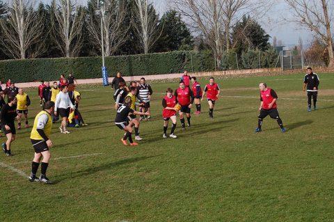 DHL Express apuesta por el rugby inclusivo en Valladolid