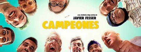 Movistar presenta la película Campeones adaptada a personas con discapacidad