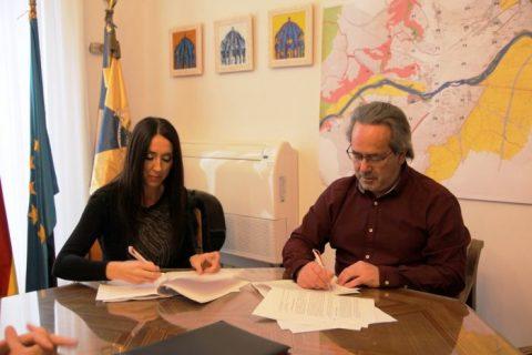 El Ayuntamiento de Zamora cede terreno a la asociación Autismo Zamora para construir un Centro de Día
