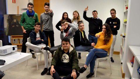 La Fundación María José Jove becará a once jóvenes con diversidad funcional para formarse como fotógrafos