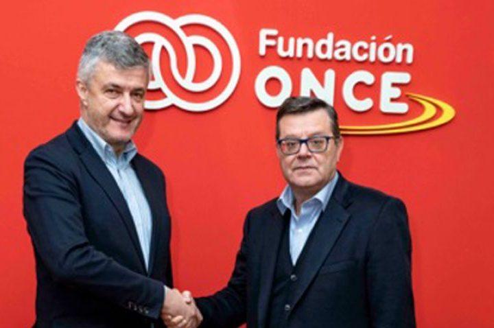 Fundación ONCE y Fmddf promueven el baloncesto en silla de ruedas