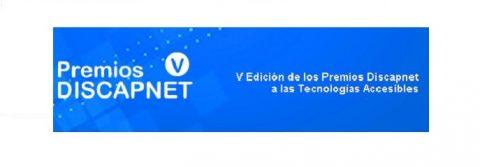 V Edición de los Premios Discapnet de la Fundación ONCE