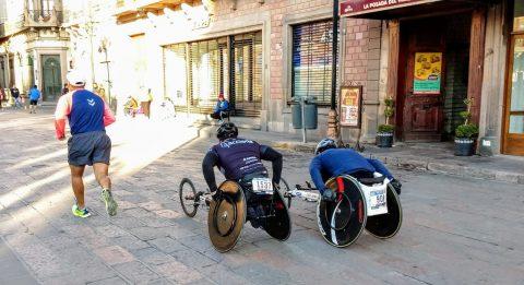 Acciona patrocina carrera por la inclusión laboral en San Luis Potosí