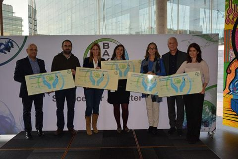 Bayer destina 9.000 a proyectos solidarios propuestos por sus empleados