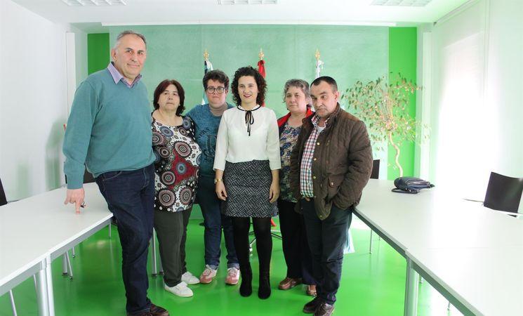 El Ayuntamiento de La Coronada con las personas con discapacidad