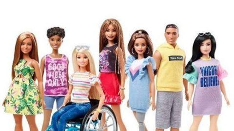 La apuesta de Mattel por la inclusión: Lanzarán muñeca Barbie en silla de ruedas