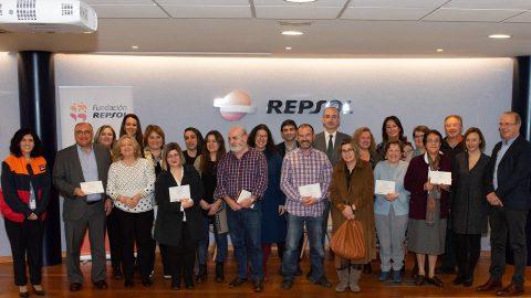 La Fundación Repsol colaborará con entidades de personas con discapacidad