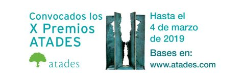 La Asociación Atades convoca la décima edición de sus premios