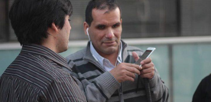 Lazarillo, la app chilena que guía a personas con discapacidad visual