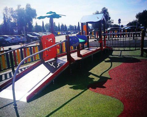 Fundación Solidaridad Carrefour financia la creación de un parque infantil inclusivo