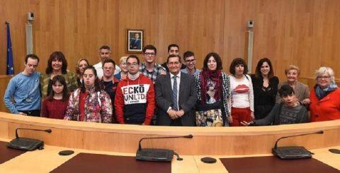 La Diputación de Granada con los jóvenes con discapacidad