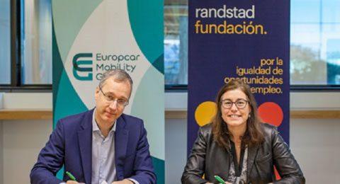 Europcar España y la Fundación Randstad fomentan la inserción laboral