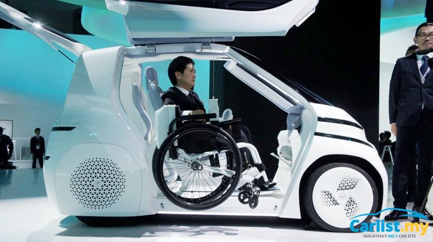 Toyota crea el Concept-i Ride ,un coche adaptado con inteligencia artificial