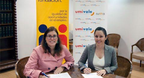 Randstad y Umivale convenio para favorecer la inclusión