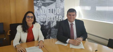DKV y Grupo Aspasia fomentarán la FP dual para personas con discapacidad