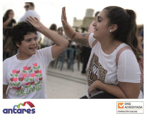 ANTARES obtiene el Sello ONG Acreditada de la Fundación Lealtad