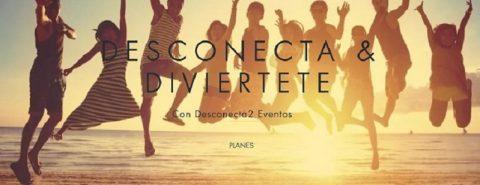 'Desconecta2 Eventos', una empresa de ocio conciliador