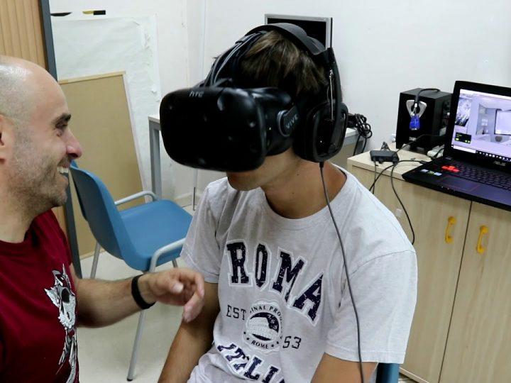 VirTEA. App de realidad virtual para trabajar la espera en personas con Autismo.