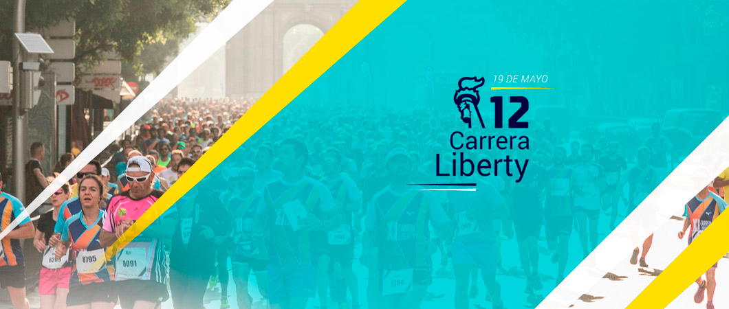 Madrid acogerá el próximo 19 de mayo la 'Carrera Liberty'