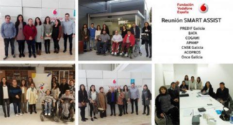 La Fundación Vodafone España presenta Smart Assist