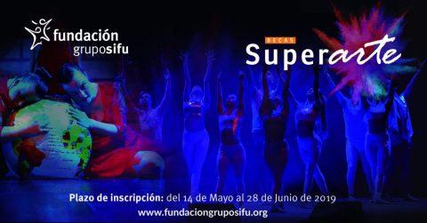 Fundación Grupo SIFU lanza las Becas Superarte