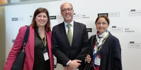 Bankia apoya el proyecto Focus de Down Madrid