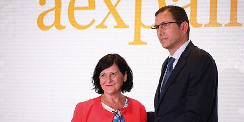 La Fundación Randstad concede el premio a la inclusión laboral a Aexpainba