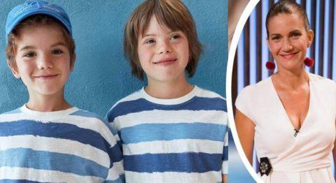 Roscón, hijo de Samantha Vallejo-Nágera, primer modelo Down de Zara