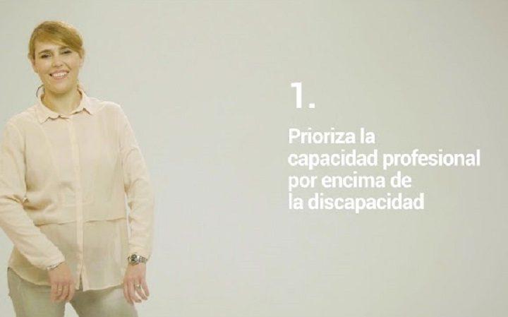 COCEMFE ofrece colaboración empresarial para avanzar en el derecho al trabajo de las personas con discapacidad