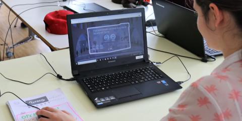 Indra diseña soluciones tecnológicas para personas con discapaciad intelectual