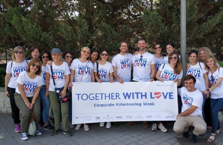NH Hotel Group organiza su primera semana de voluntariado a nivel mundial