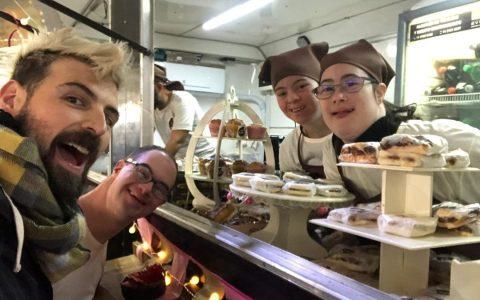 La Golosas, emprendimiento inclusivo de desayunos a domicilio
