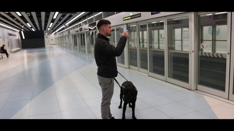 Renfe hace accesible la información a viajeros con discapacidad auditiva o visual