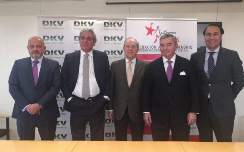 DKV lanza una póliza de salud integral para personas con Trastorno del Espectro Autista