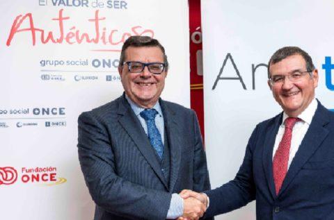 AMETIC y Fundación ONCE acuerdo para ayudar a las personas con discapacidad