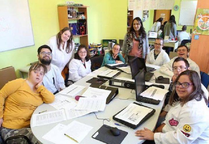 ArcelorMittal colabora con la Asociación Síndrome de Down de Asturias