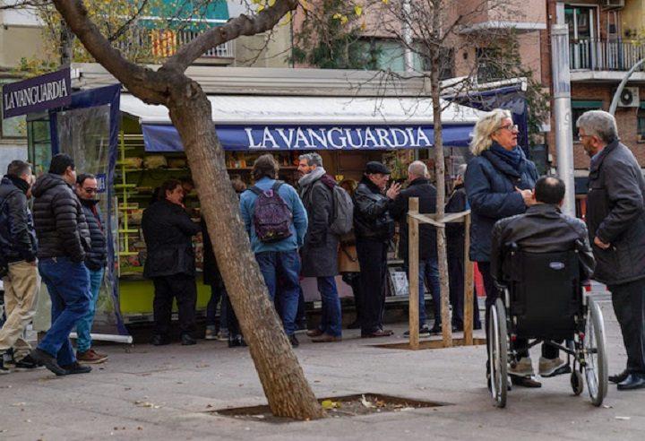 La cooperativa Diverscoop abre 2 quioscos en desuso en Barcelona