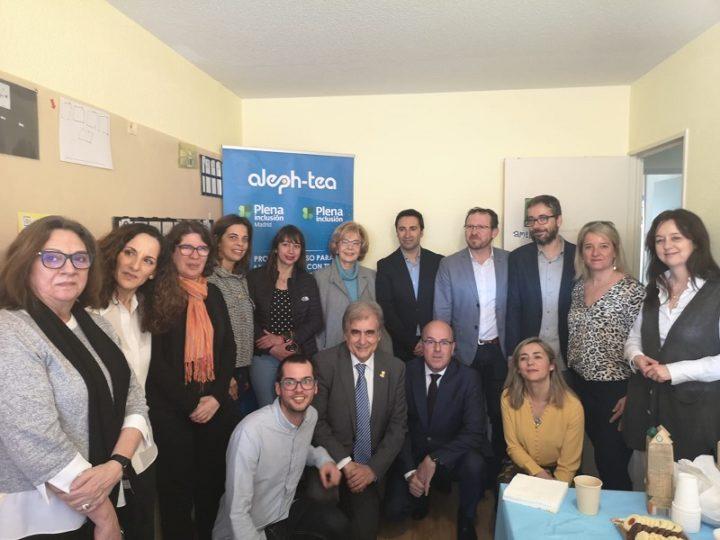 ALEPH TEA inaugura un piso de estancia temporal para menores con autismo y graves problemas de conducta con la colaboración de Fundación Gmp