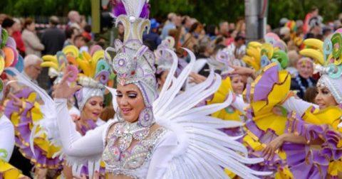 El Carnaval de Tenerife se quedó en silencio para los niños con autismo