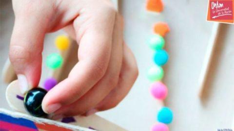 Alumnos de la UNAM crean juguetes para rehabilitación de niños con discapacidad