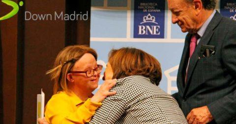 Certamen literario de Down Madrid para personas con discapacidad intelectual