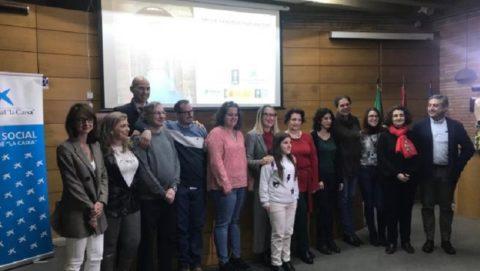 Jóvenes de Plena Inclusión participan en un programa de inserción laboral en el museo