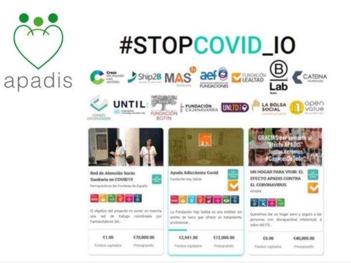 Stopcovid.io: Apadis en la vanguardia de la digitalización y transparencia