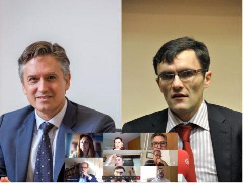 ISS Iberia y Fundación ONCE refuerzan su apuesta por la inclusión laboral de personas con discapacidad
