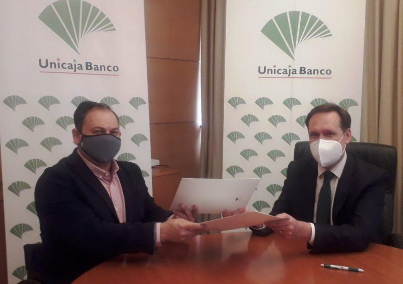 Unicaja Banco renueva su apoyo al Club Baloncesto Silla de Ruedas Valladolid
