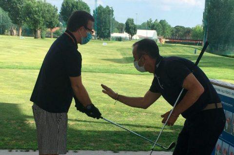 cursos presenciales de golf