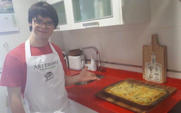 Down Córdoba descubre grandes talentos en la cocina durante el confinamiento