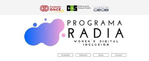 Ofrecen 50 becas en formación tecnológica para mujeres con discapacidad