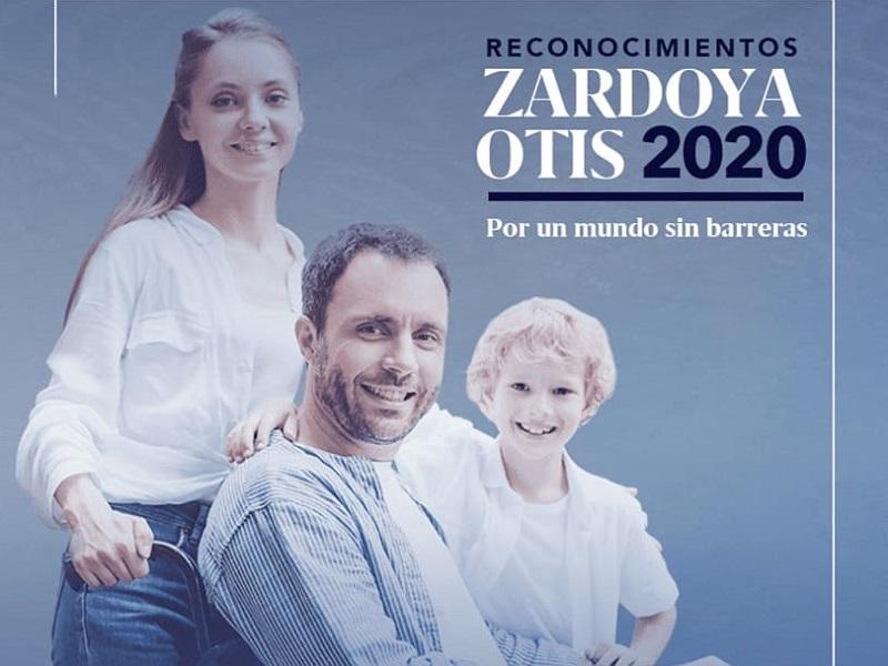 """Convocada la segunda edición de los Reconocimientos """"Zardoya Otis por un mundo sin barreras"""""""